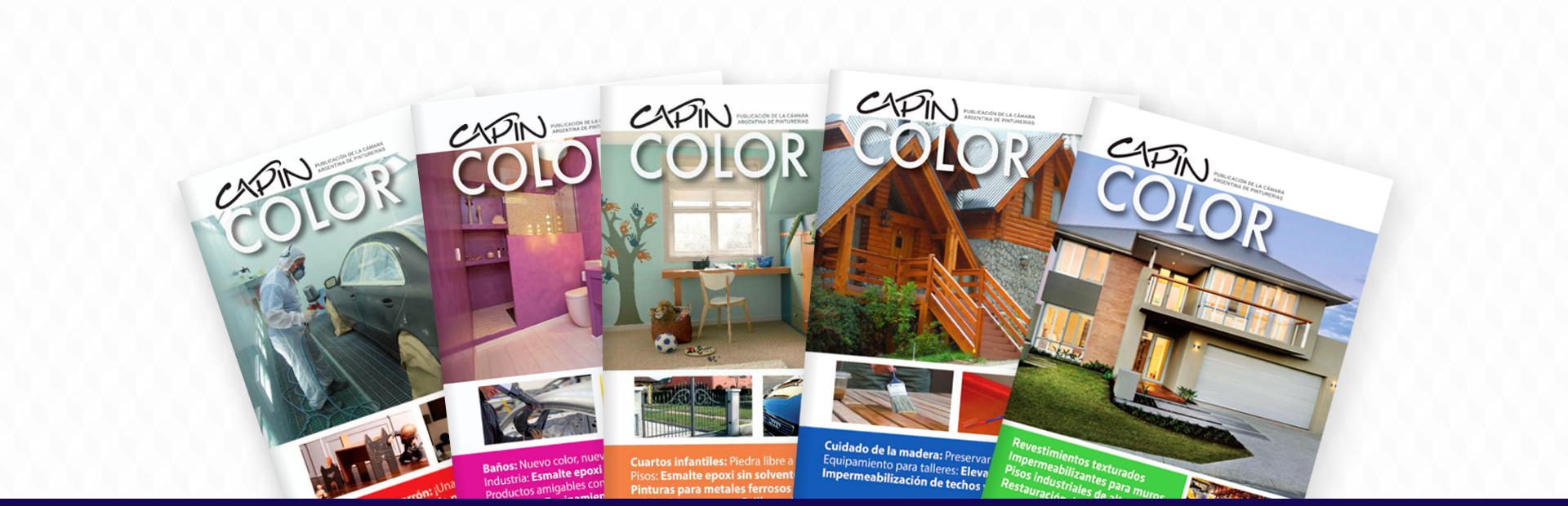 Sección Capín Color